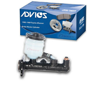 ADVICS Brake Master Cylinder for 1985-1989 Toyota 4Runner  - Hydraulics kn
