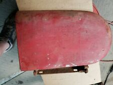 1948 - 1950 Ford truck Glove box door with hinge f1 f2 f3 f4 f5 f6 with vin