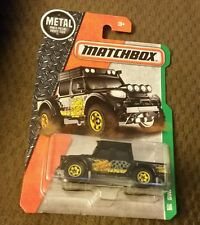 2016 Matchbox Swamp Raider #112 * Black *   New MXB Case L