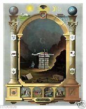 Masonic York Rite Royal Arch Mason FREEMASONRY Masons Fine Art Print
