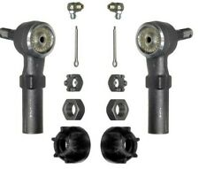 Buick For Cadillac Pair Set of 2 Front Outer Steering Tie Rod Ends Moog ES3238RL
