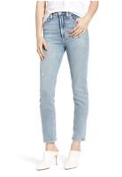 MCGUIRE DENIM Vintage Slim High Rise Ankle Skinny Jeans Swanson Blue 32 $248 #18
