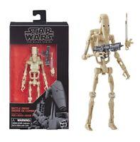 "Star Wars Black Series Battle Droid 6"" Scale Action Figure Hasbro Clone Wars"