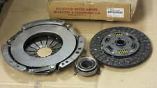 New Genuine Toyota Re manufactured Clutch kit  Corolla Carina  04130-YZZAP   B69