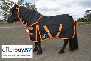 Unicorn Miniature Waterproof Turnout Combo Horse Rug 300G Pollyfill