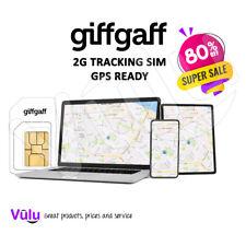 GIFF GAFF SIM CARD 4GB DATA / UNLIMITED CALLS & TEXTS £12 A MONTH