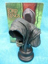 SIDESHOW WETA RINGGEIST Ringwraith 1/4 Büste Herr der Ringe Lord of the Rings