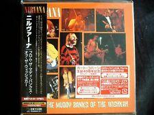 Nirvana - From the Muddy Banks of Wishkah Japan Mini LP New UICY-93362