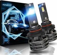 H11 H13 9005 9006 H4 9007 LED Headlight Bulbs Kit High/Low Beam 56W 10000LM6500K