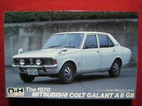 1970 Misubishi Colt Galant A2 GS 1:24 Doyusha Motorized Nostalgic Heroes AII