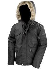 Zip Hip Length Nylon Other Men's Jackets