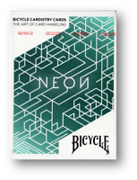 Bicycle Neon Cardistry Playing Cards Poker Spielkarten Cardistry
