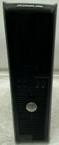 Dell OptiPlex 760 - 2 Duo CPU E8400 @ 3.00GHz - 4GB RAM - Desktop - 14