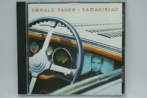 Donald Fagen - KAMAKIRIAD CD Album (Germany1993 1st Press) - Steely Dan - HTF