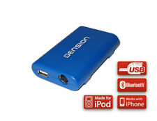 DENSION Gateway Lite BT (GBL3AI2) iPhone iPod USB Bluetooth for Audi (quadlock)