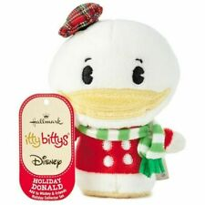 Hallmark Itty Bittys Holiday Donald Kdd1358 Ship