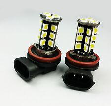 H11 27 SMD CAN BUS LED FRONT FOG CAR BULBS B