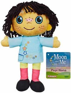 Moon and Me 20cm Soft Toy - Papi Nana Plush