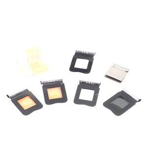 :Kern Paillard Bolex H16 5pc Filter Holder Set + Gelatin Cutter