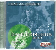 Edmunds, Dave I hear you - (best of) zounds CD nouveau OVP sealed