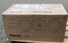 Klipsch Reference RP-500C Center channel speaker (Ebony)