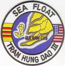 Sea Float Tran Hung Dao III BC Patch Cat. No. C6492