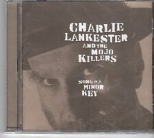 (DM157) Charlie Lankester And The Mojo Killers, Song In A Minor Key - sealed CD
