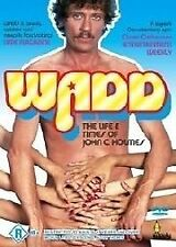 Wadd -The Life & Times Of John C. Holmes R4 DVD RARE DOCO PORN INDUSTRY AS NEW