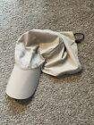 Columbia Omni Shade Men's Women's Adjustable Fishing Cap Hat Neck cover Hiking