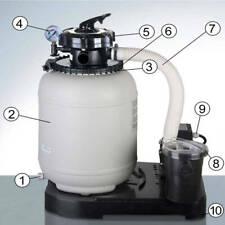 Motore di ricambio per filtro a sabbia GRE da 230 Watt per piscina