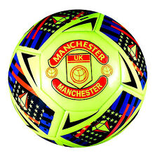 Manchester United football Special Edition Top Quality Match Ball Size 5,4,3