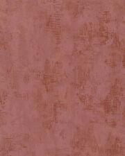 Marburg Tapete Nabucco 58004 un Solo Color Rojo Oro Satén Papel Pintado Fieltro