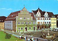 AK, Weimar, Stadthaus und Lucas-Cranach-Haus, 1978