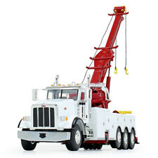 FIRST GEAR WHITE/RED/PETERBILT 367 WITH CENTURY ROTATOR WRECKER 1/50 50-3440 DCP