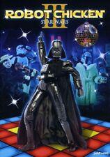Robot Chicken: Star Wars III [New DVD] Full Frame, Subtitled, Eco Amaray Case