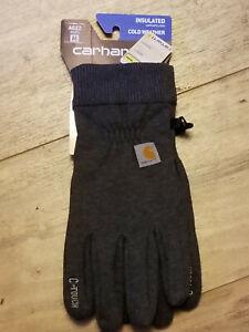 Carhartt Men's C-Touch Knit  A622 Gloves Size Medium