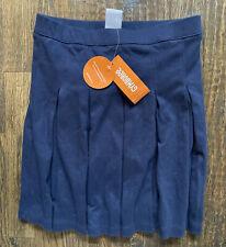 New listing New Gymboree Girl's Kid Uniform Skirt Skort Built In Shorts Navy 10 years - Nwt