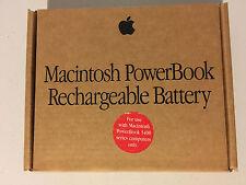 NEW IN BOX - Apple Computer Macintosh Mac PowerBook 3400c Battery
