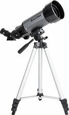 Celestron - Travel Scope 70mm Refractor Telescope - Gray/Black