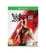 Pal version Microsoft Xbox One WWE 2K15