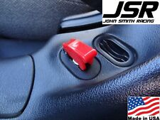 94-04 Ford Mustang JSR Coin Holder Delete Plate w/ Race Toggle Switch Panel 3D