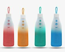 Rechargeable V4.2 Bottle Speakers Wireless Bluetooth With Loud Stereo Sound