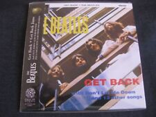 BEATLES, Get Back : 2nd Glyn Johns Album + collective Jams, CD Mini LP, EOS-460