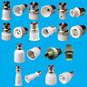 10x B22 to E14 B15 B22 E27 MR16 GU10 Light Bulb Adaptor Lamp Socket Converter