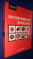 Invertebrate Zoology / Edited by D.T. Anderson | V/G PB, 2001