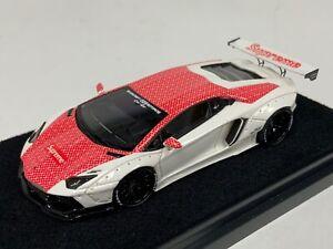 1/64 T&P Lamborghini Aventador 2.0 Liberty walk LB Performance Louis Vuitton edt