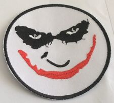HEATH LEDGER THE JOKER IRON ON PATCH BUY 2 WE SEND THREE OF THESE