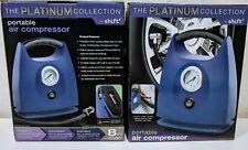One Shift3 The Platinum Collection 12V Portable Air Compressor Blue