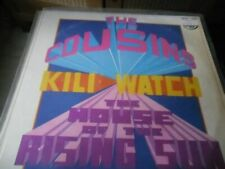 THE COUSINS  LP  KILI WATCH   BELGIQUE     MINT