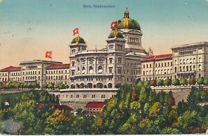 BERN – Bundespalast – Switzerland - 1914